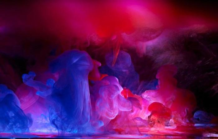 Все формы красок. Автор: Mark Mawson.