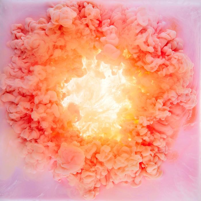 Взрыв на солнце. Автор: Mark Mawson.