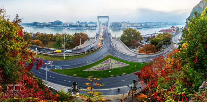 Осень в Будапеште. Автор: Mark Mervai.