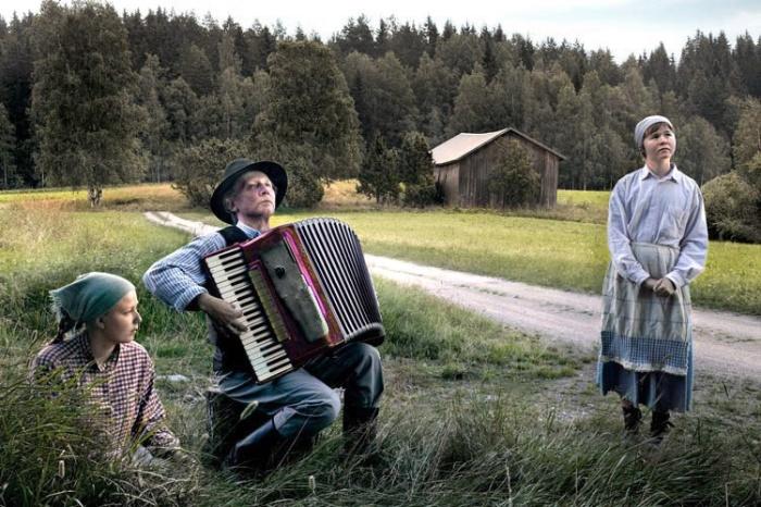 Играй, моя гармонь, играй. Автор: Markku Lahdesmaki.