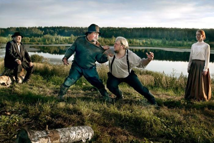 Все беды из-за баб. Автор: Markku Lahdesmaki.