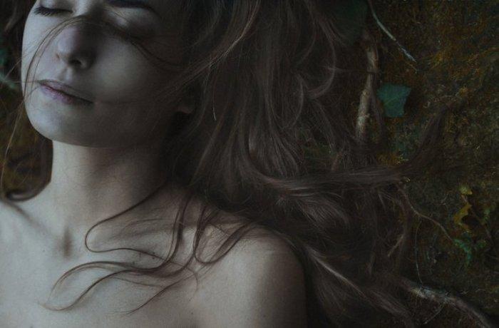Уединение с природой. Marta Bevacqua.