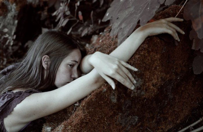 Руки. Marta Bevacqua.