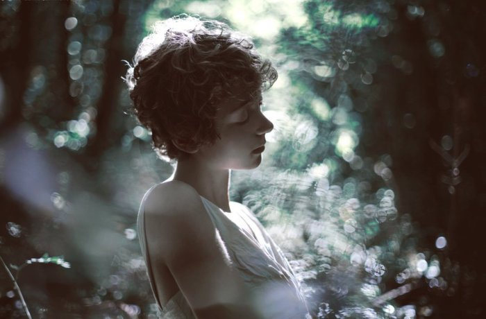 Солнечные блики. Marta Bevacqua.