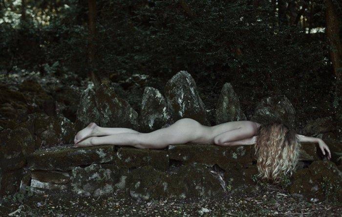 Сон в летнюю ночь. Marta Bevacqua.