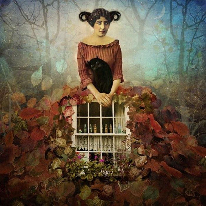 Тёплая осень. Автор: Marta Orlowska.