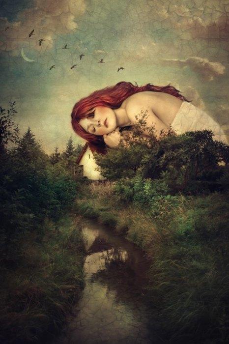 Сладкие сны. Автор: Marta Orlowska.