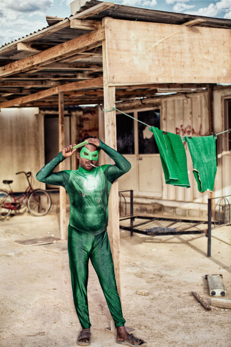Зелёный Фонарь - Мохаммед, Бангладеш. Автор фото: Martin Beck.
