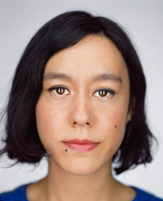Джесси Ли, 32 года.   Расово-национальная принадлежность: Является наполовину китаянкой, на четверть француженкой, на четверть шведкой.
