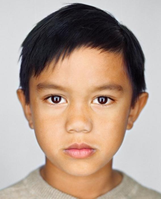 Иаков Бенавенте, 5 лет. Расово-национальная принадлежность:  Азиат, островной житель, американец.