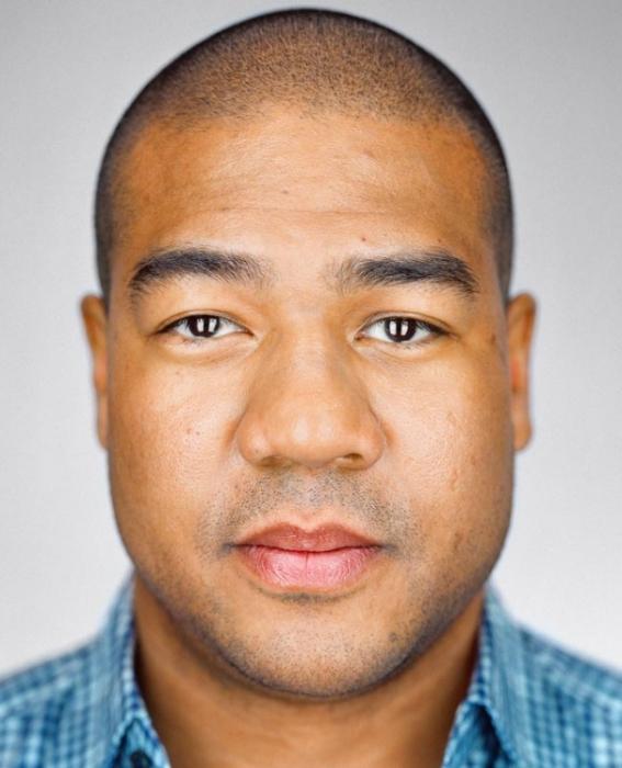 Кристофер Брэкстон, 33 года. Расово-национальная принадлежность: Чёрнокожий, афроамериканец, кореец.