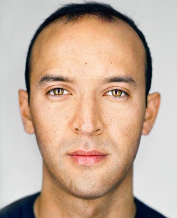 Соломон Сян, 29 лет.  Расово-национальная принадлежность: Белый, китаец, еврей.