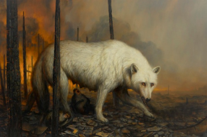 ������� ��������� ������� �������� (Martin Wittfooth).