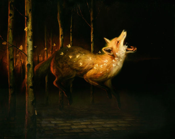 �������� ������ ������� (Martin Wittfooth).
