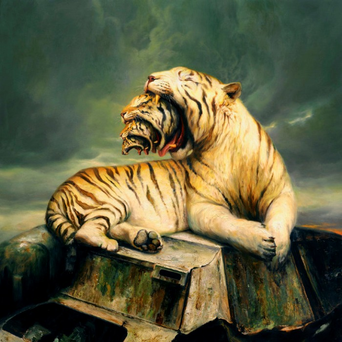 ������� �� �������. �������� ������ ������� (Martin Wittfooth).