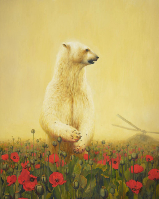 ������ ��������� ������� �������� (Martin Wittfooth).
