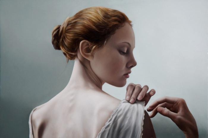 Потрясающие картины Мэри Джейн Анселл (Mary Jane Ansell).