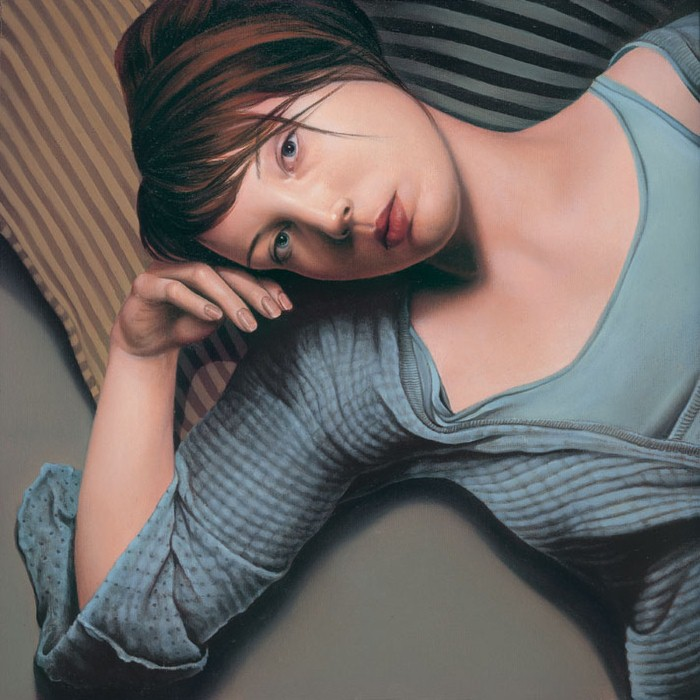 Работы современного художника  Мэри Джейн Анселл (Mary Jane Ansell).