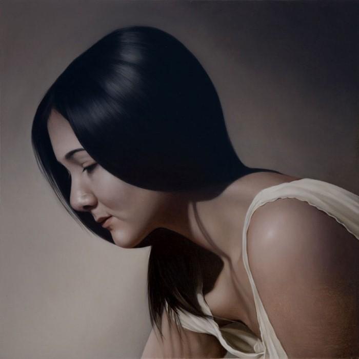 Реалистичные образы девушек от Мэри Джейн Анселл (Mary Jane Ansell).