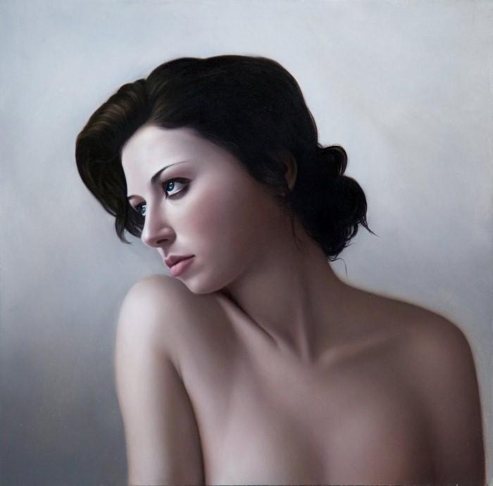 Картины современного художника Мэри Джейн Анселл (Mary Jane Ansell).