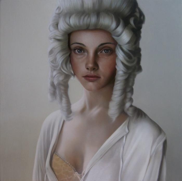 Красота женщин в работах Мэри Джейн Анселл (Mary Jane Ansell).