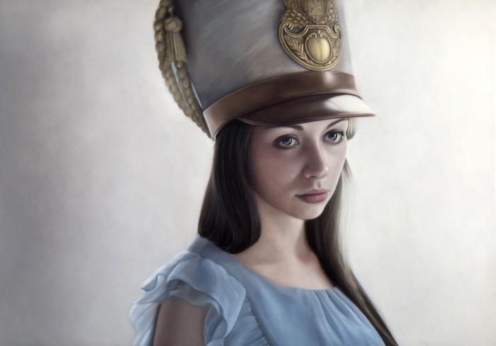 Современная живопись Мэри Джейн Анселл (Mary Jane Ansell).