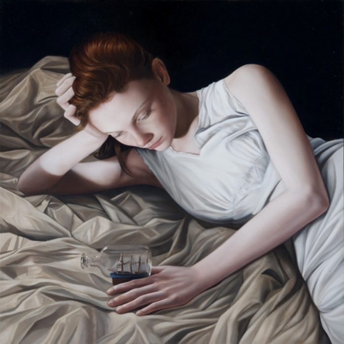 Художник Мэри Джейн Анселл (Mary Jane Ansell).