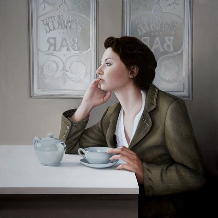 Картины Мэри Джейн Анселл (Mary Jane Ansell).