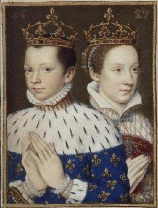 Франциск и Мария. \ Фото: club.kdnet.net.