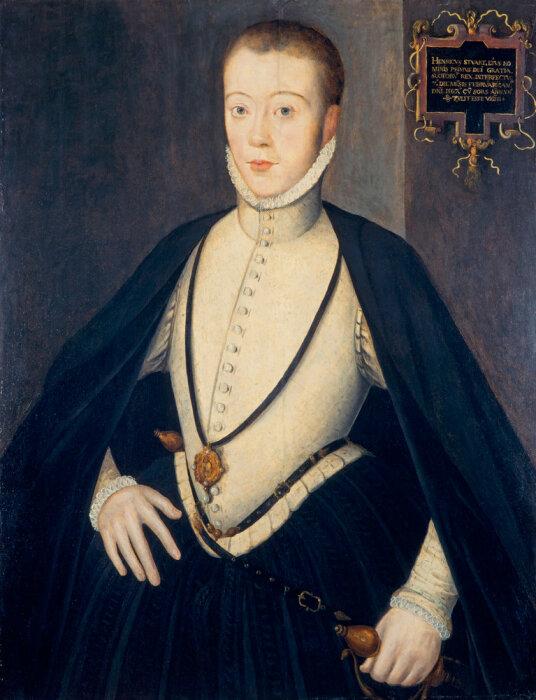 Генри Стюарт, лорд Дарнли. \ Фото: google.com.ua.