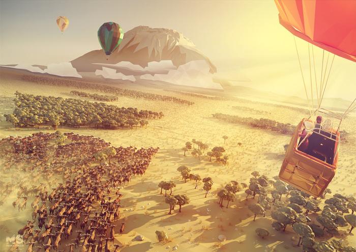 Танзания. Автор: Mat Szulik.
