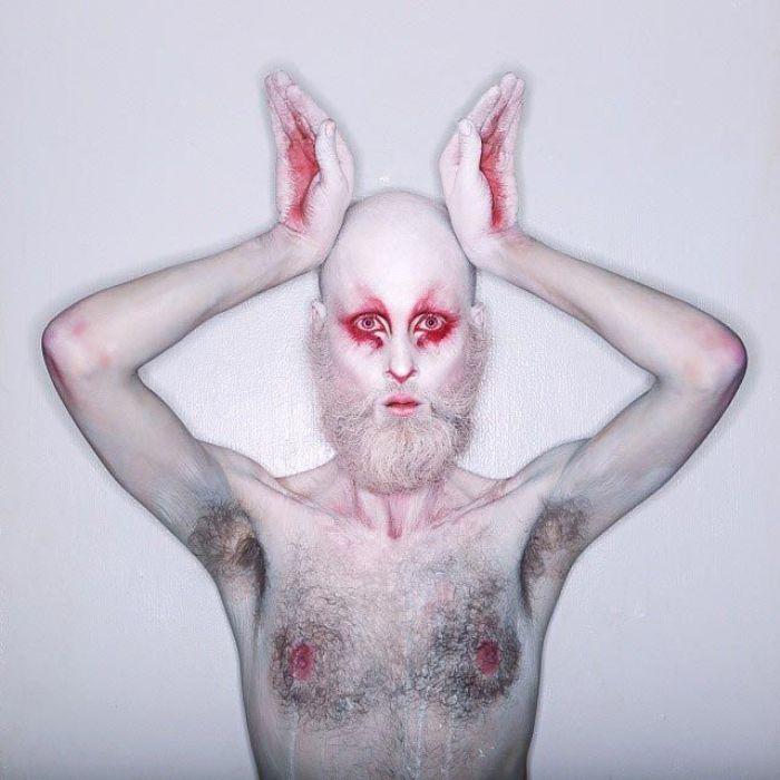 Безумные образы, рождённые безудержной фантазией Мату Андерсена (Mathu Andersen).