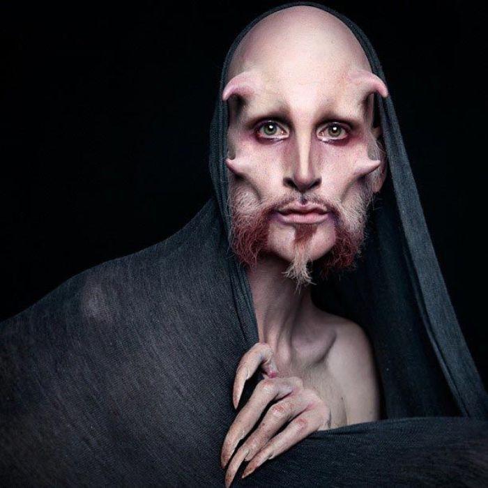 Инопланетные образы от Мату Андерсен (Mathu Andersen).
