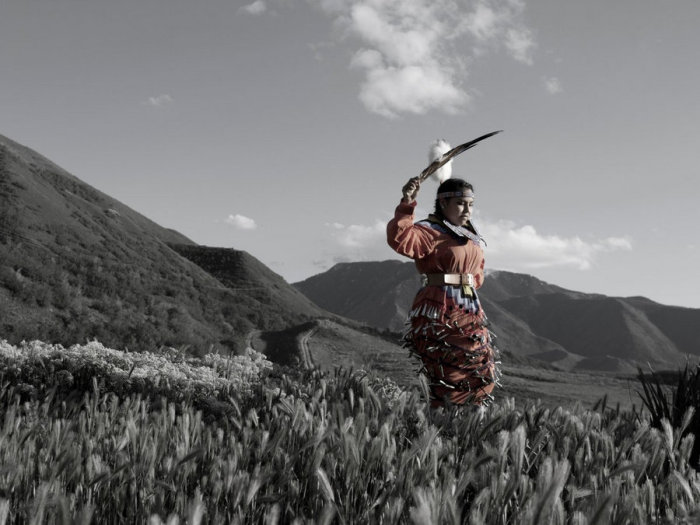 Розбад Кинтана, северные юты. Автор: Matika Wilbur.