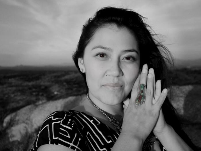 Жаклин Россел, народ навахо. Автор: Matika Wilbur.