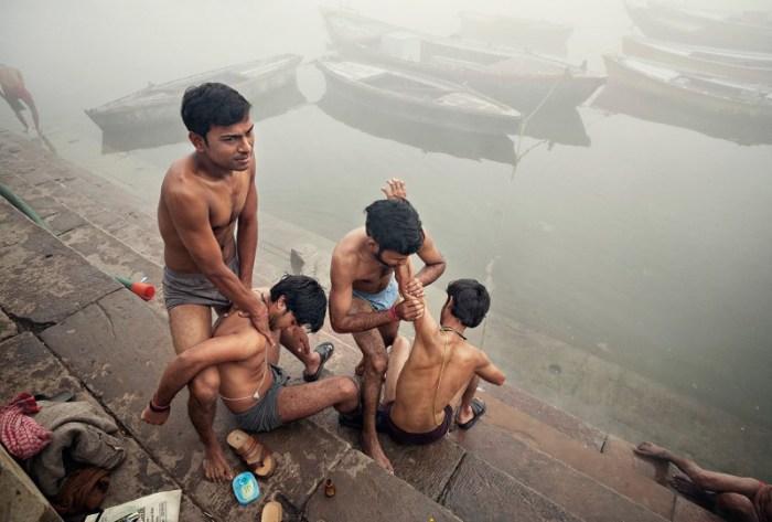 Варанаси, Индия. Автор: Matjaz Krivic.