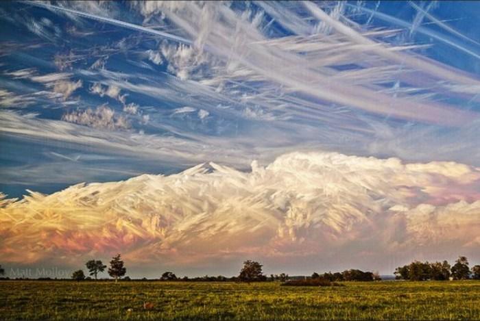 Потрясающее небо в работах Мэтта Моллоя (Matt Molloy).