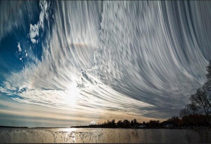 Потрясающее небо. Автор фото: Мэтт Моллой (Matt Molloy).