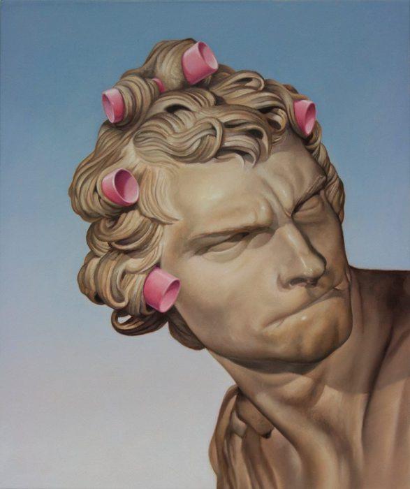 Убийственно красив. Работы креативного австралийского художника Мэтью Квика (Matthew Quick).