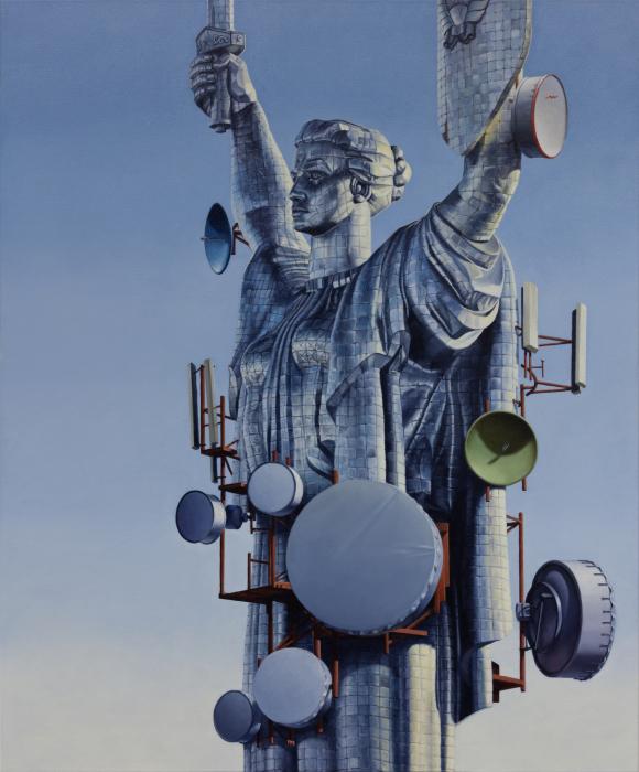 История пишется победителями. Работы креативного австралийского художника Мэтью Квика (Matthew Quick).