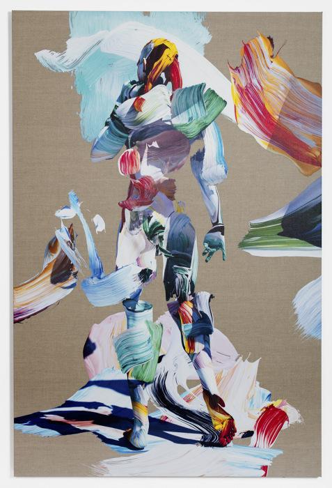 Яркие и динамичные картины Мэтью Стоуна.