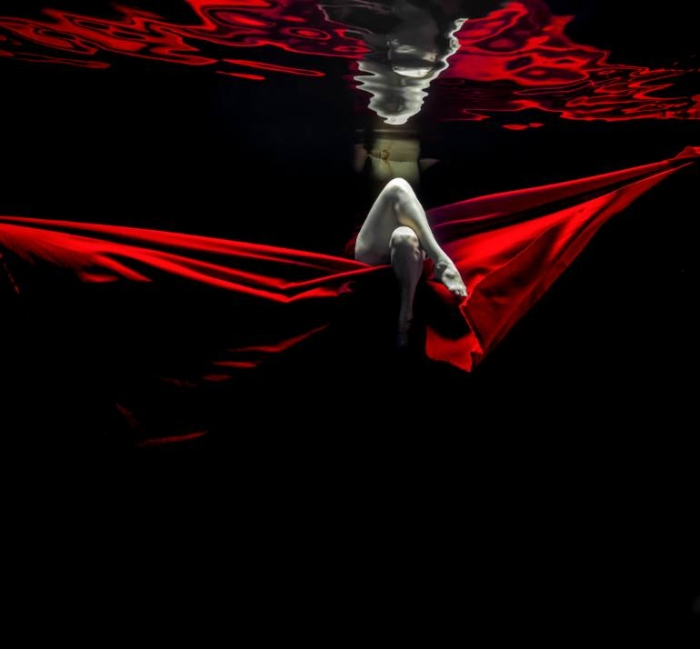 Подводный танец. Автор фото: Майя Алмейда (Maya Almeida).