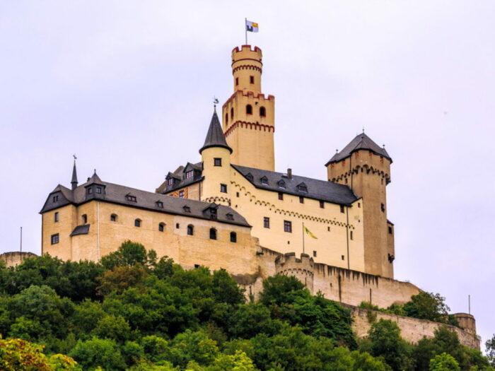Замок Марксбург. \ Фото: google.com.