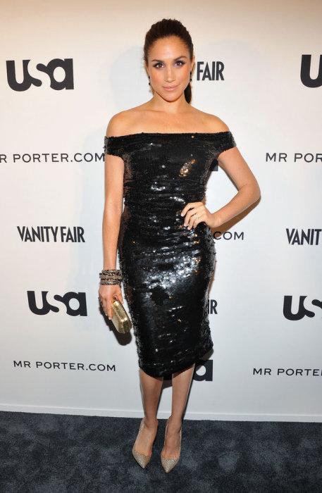 Свой драматический образ она всегда дополняла тёмным макияжем, июнь 2012 год.