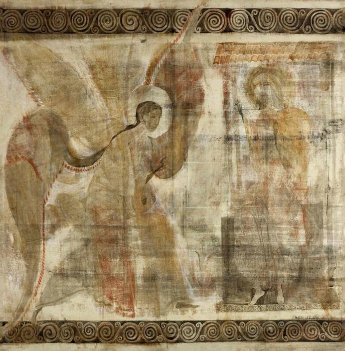 Великолепные работы грузинского художника Мераба Абрамишвили (Merab Abramishvili).