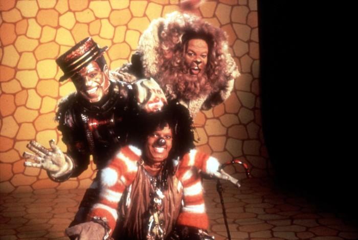 Майкл Джексон: Фотосессия со съёмок мюзикла The Wiz. \ Фото: yandex.ua.