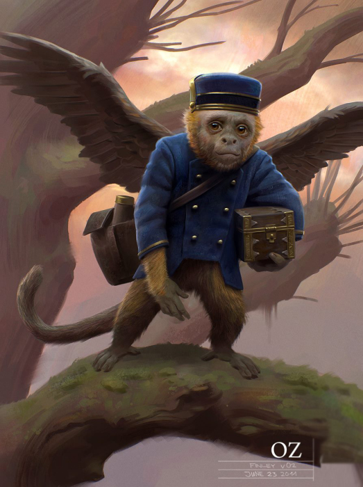 Легенды страны Оз: Финли. Автор: Michael Kutsche.