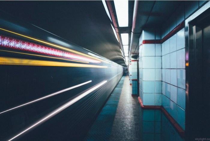 Город будущего (Future City). Автор работ: фотограф Майкл Солсбери (Michael Salisbury).