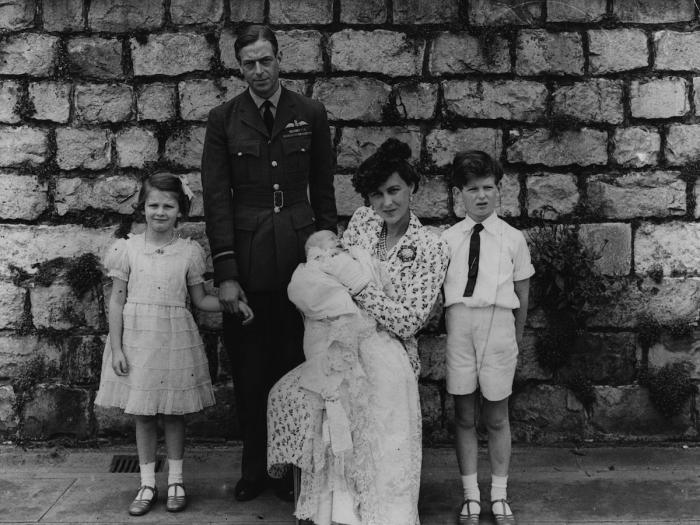 Принц Майкл Кентский и его семья. / Фото: towardszerofoundation.org.