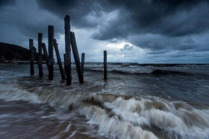 Увлечённый морем и фотографией. Автор: Michal Olech.